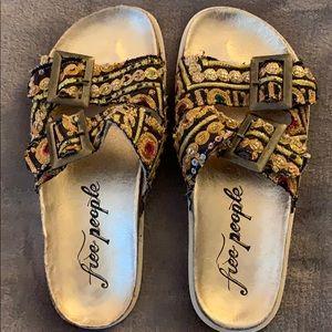 Free People Handmade Sandals